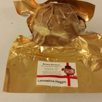 Award winning Lancashire Haggis